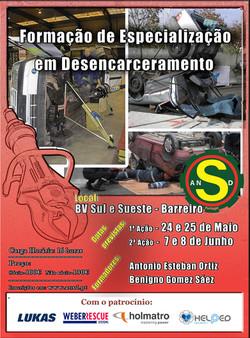 2014 | Especialização Desencarcera/º