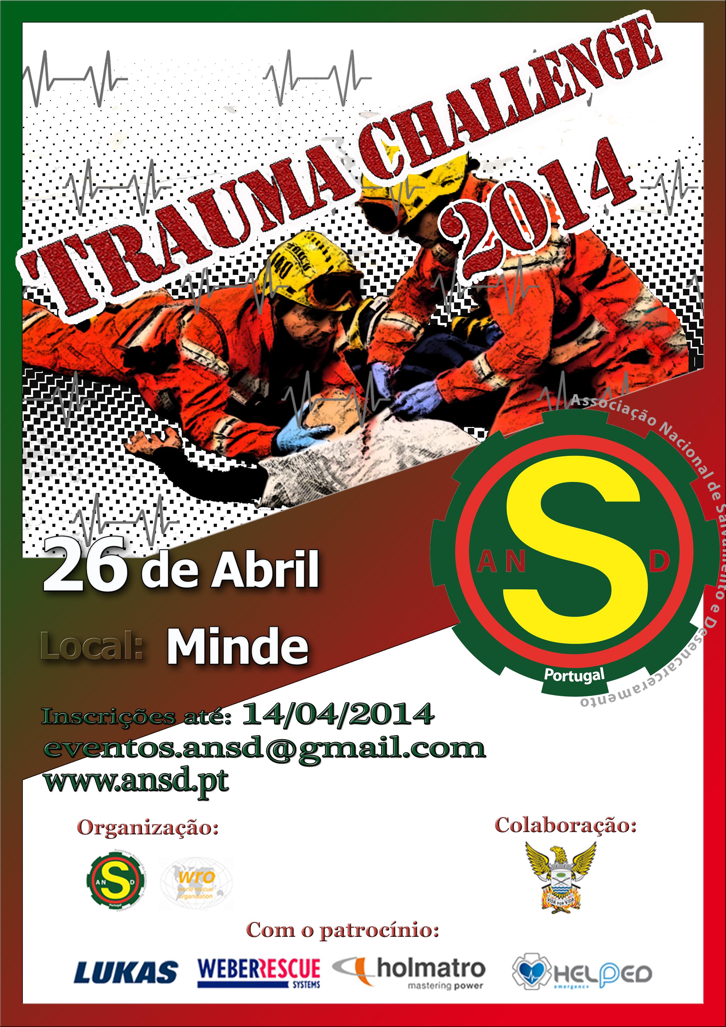 2014 | Trauma Challenge
