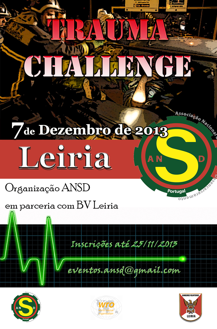 2013 | I Trauma Challenge