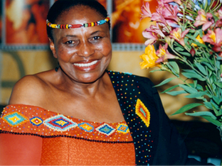 Canalizzazione di Miriam Makeba