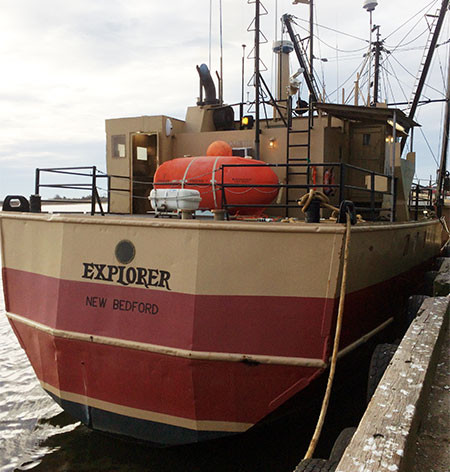 F/V Explorer