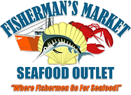 """Fisherman's Market Seafood Outlet - """"Where Fishermen Go For Seafood!"""""""