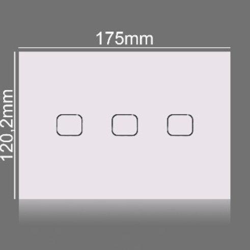 Interruptor touch 4x6