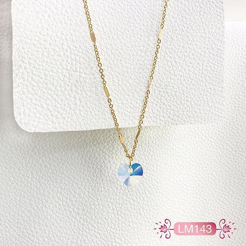 LM143-Collar en Oro Goldfield