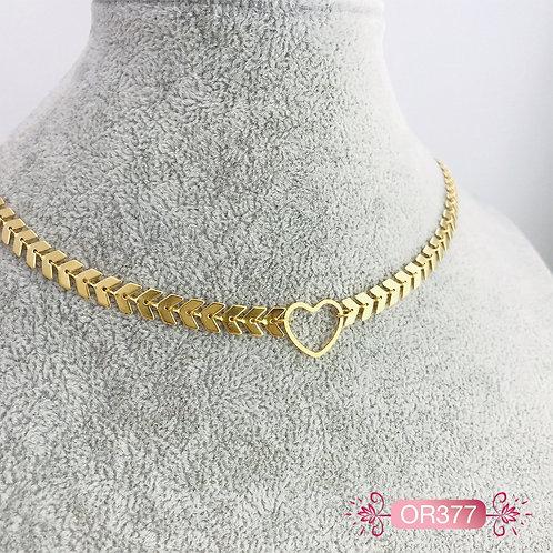 OR377-Collar en Oro Goldfield