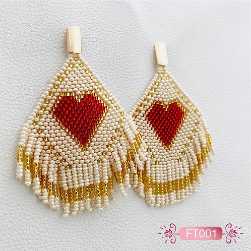 FT001-Aretes en Oro Goldfield