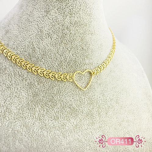 OR411-Collar en Oro Goldfield