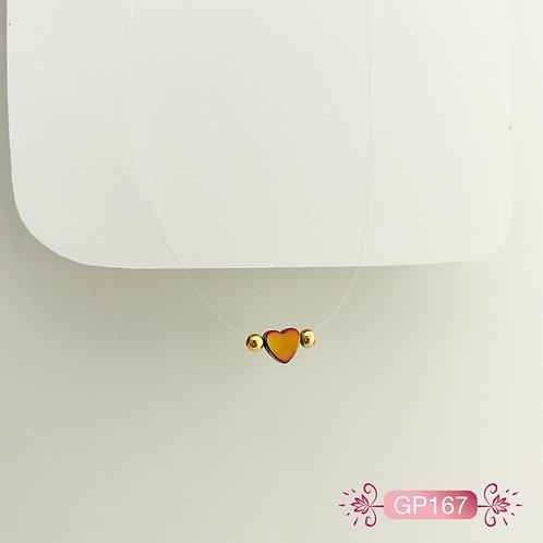 GP167- Collar Invisible