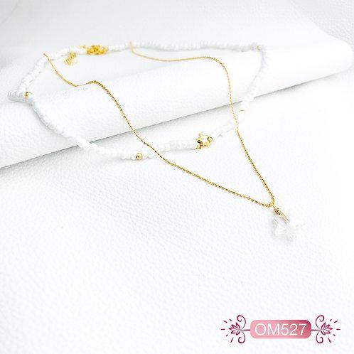 OM527-Collar en Oro Goldfield