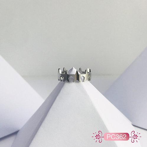 PC362-Anillo en Acero