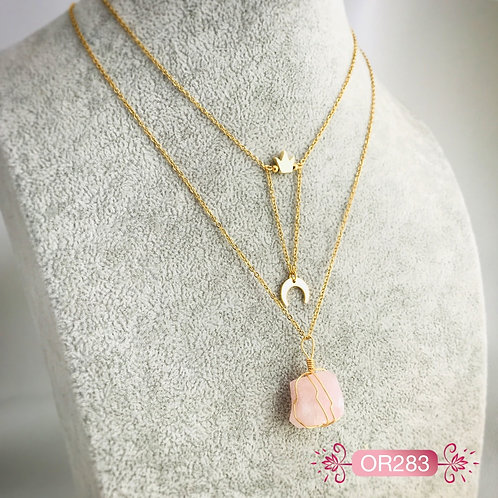 OR283-Collar Oro Goldfield