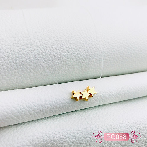PG058-Collar en Oro Goldfield