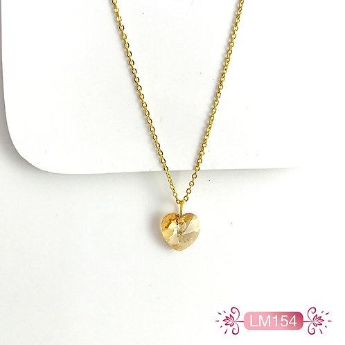 LM154 - Collar en Oro Goldfield