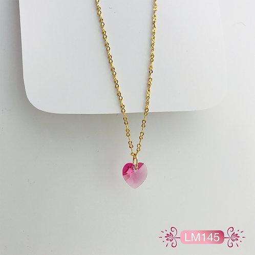 LM145-Collar en Oro Goldfield