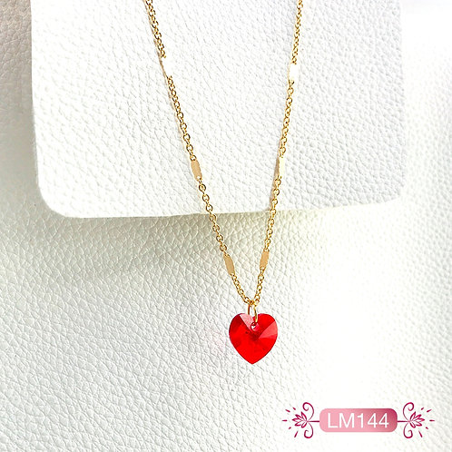 LM144-Collar en Oro Goldfield