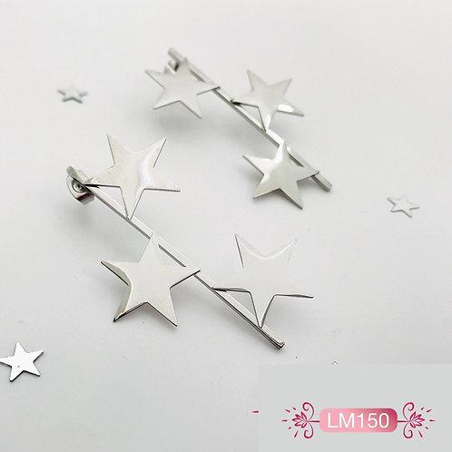 LM150- Aretes Estrella