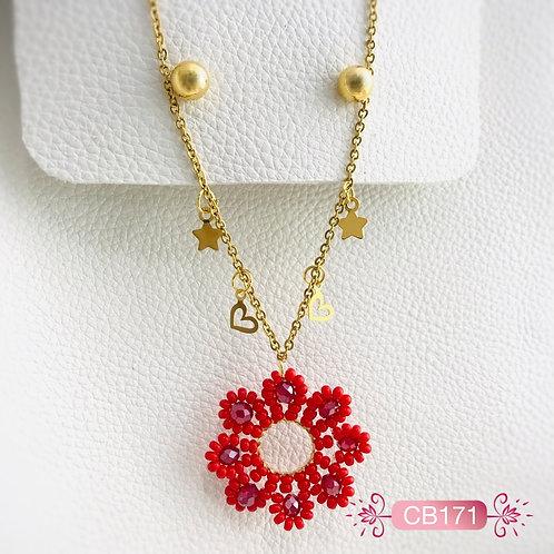 CB171-Collar Oro Goldfield