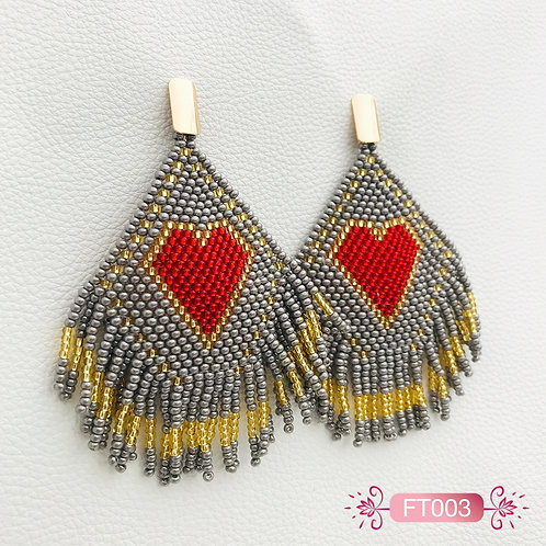 FT003-Aretes en Oro Goldfield