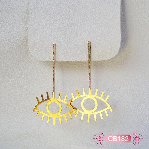 CB182-Aretes en Oro goldfield