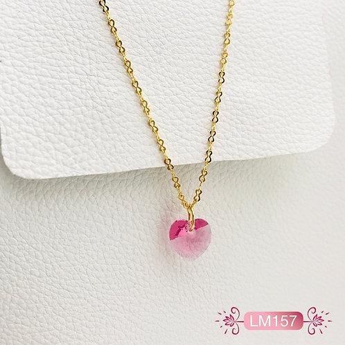 LM157-Collar en Oro Goldfield