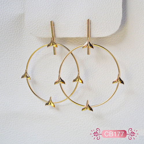 CB177-Aretes en Oro goldfield