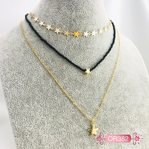 OR382-Collar en Oro Goldfield