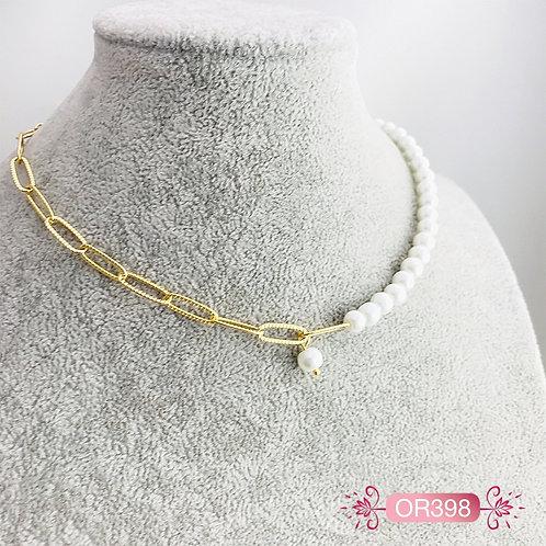 OR398-Collar en Oro Goldfield