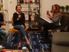 Living Room Jam Sessions