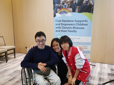 Working with Youths with Special Needs