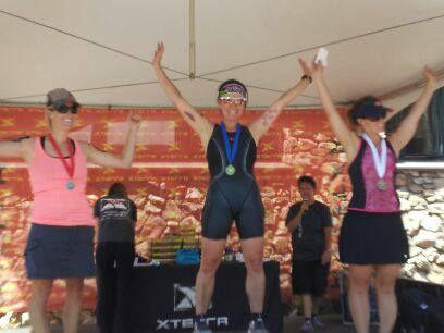 Talitha Vogt wins Beaver Creek Xterra 2013