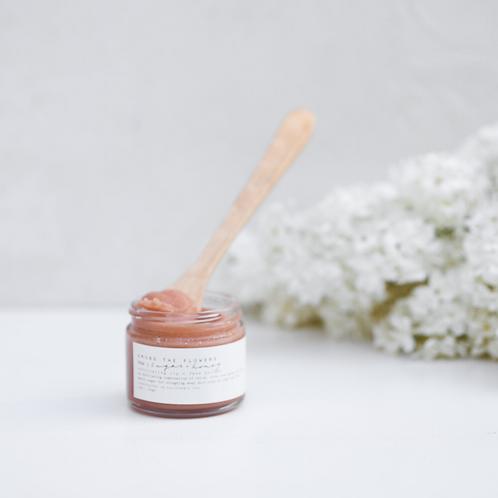 Honey & Sugar | Exfoliating Face and Lip Polish