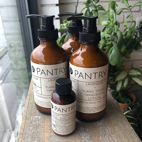 Pantry Hand & Body Lotion