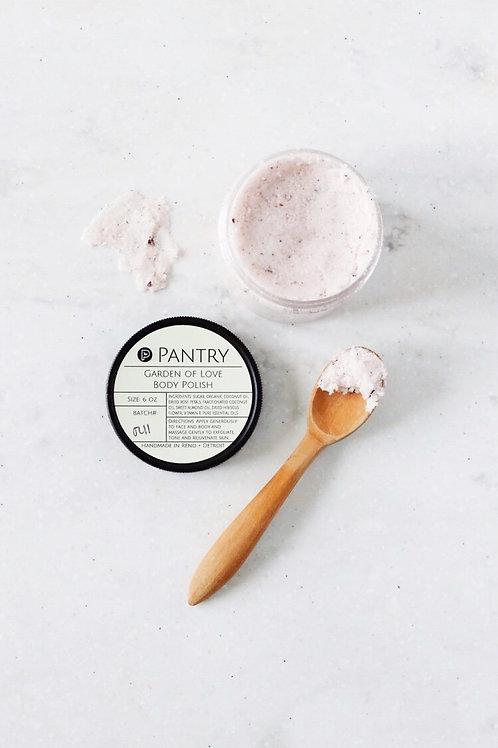 Face & Body Polish | Sugar Scrub