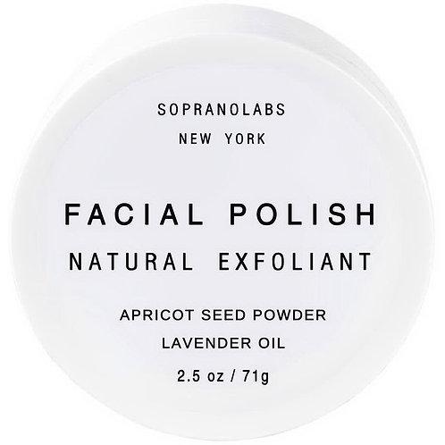 Lavender Vegan | Facial Polish