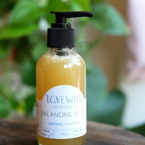 Organic Balancing Soap