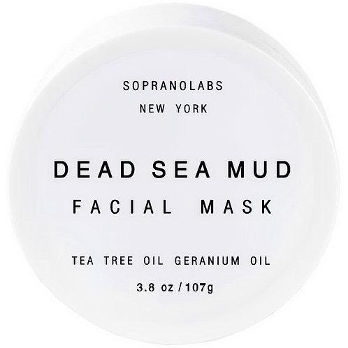 Dead Sea Detox   Facial Mask