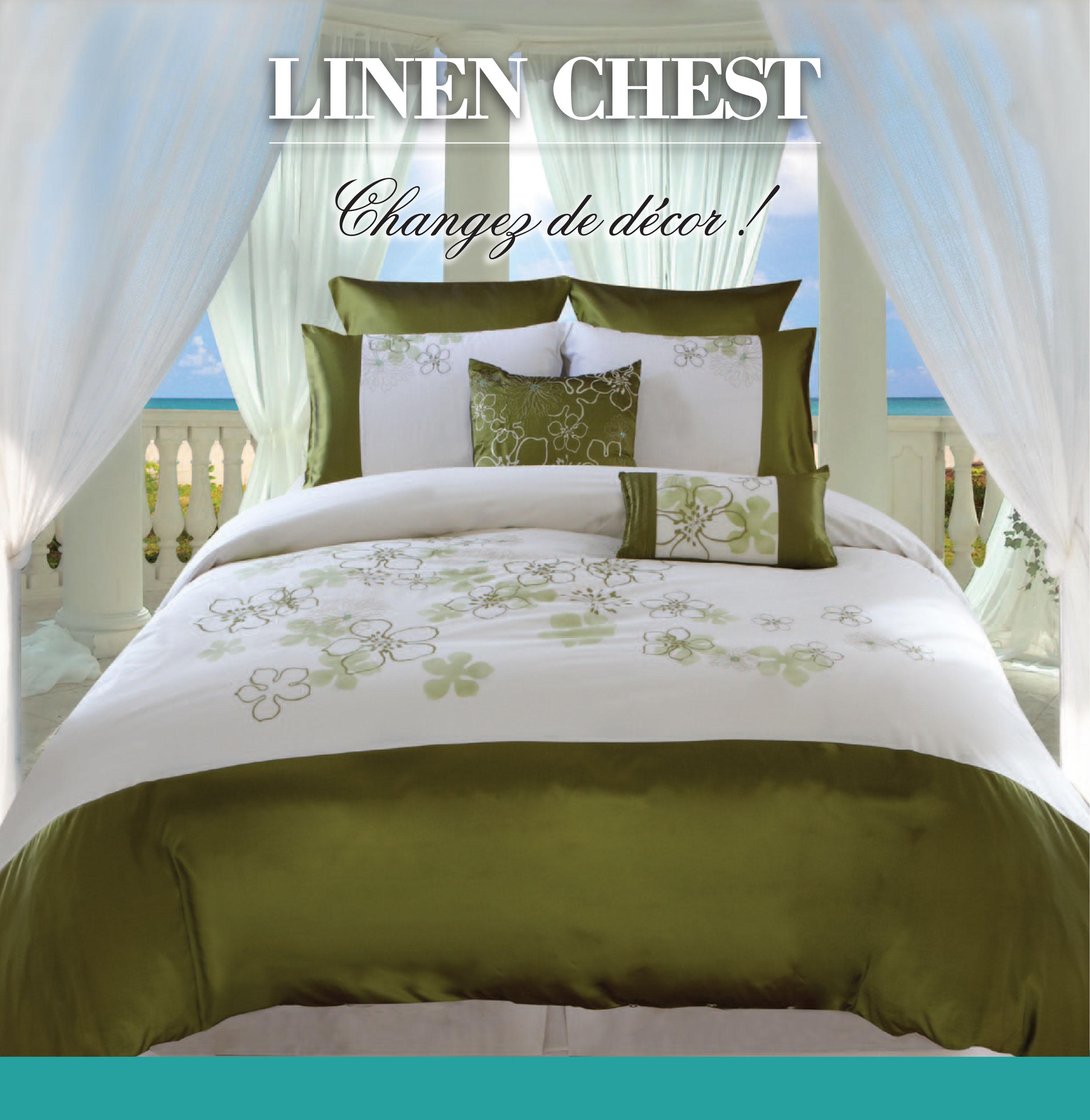 Linen Chest Flyer ∙ Brochure