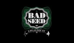 BAD SEED, Legalize it logo.
