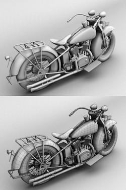 Harley Davidson 1930
