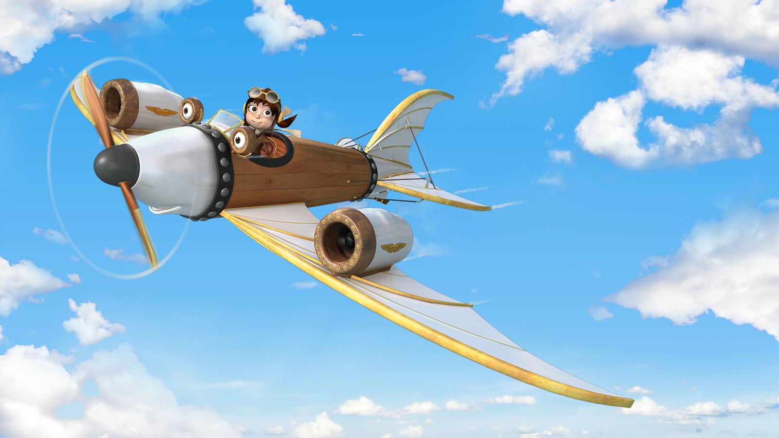 PlaneJane: Plane