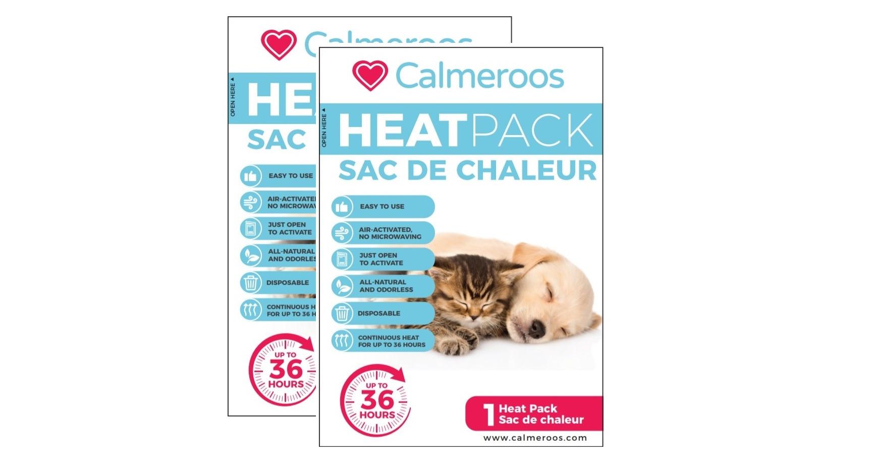 Calmeroos heat packs