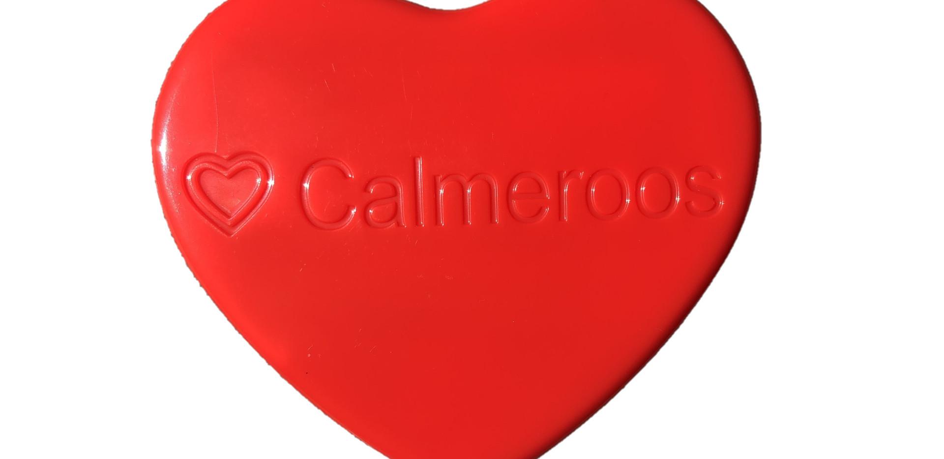 Calmeroos heart