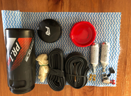 What tools to carry on a ride?
