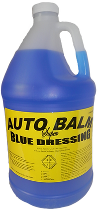 Super Blue Dressing