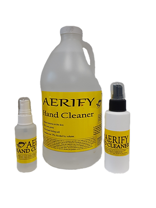 Aerify Hand Cleaner