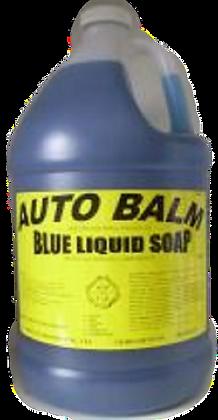 Blue Liquid Soap