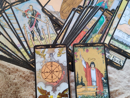 What are Tarot Birth Cards?