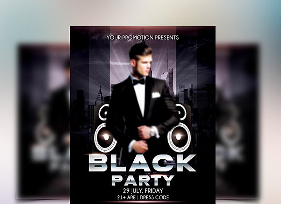 Black Party 2