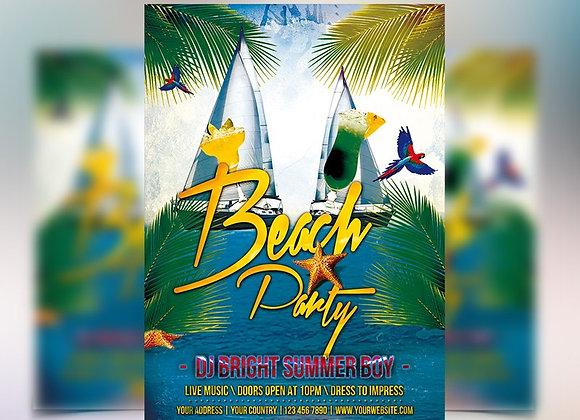 Beach Party 6