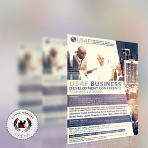 USAF Business Development Conference Storms Lagos